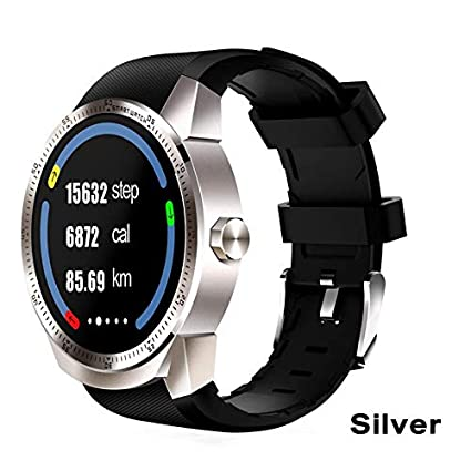LCDIEB Reloj Deportivo GPS Smart Watch Hombres 3G SIM Bluetooth ...
