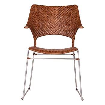 Amazon.com: Inspirado en el sillón David Francis Zen, marrón ...