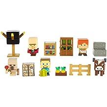 Minecraft Mattel Village Biome Figures Pack
