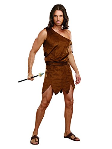 Tarzan Adult Costume - (Jane And Tarzan Halloween Costumes)