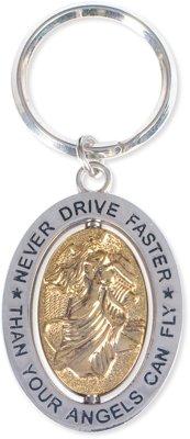 Angel Star Drive Never Porte clés Faster 1Ar61qxU
