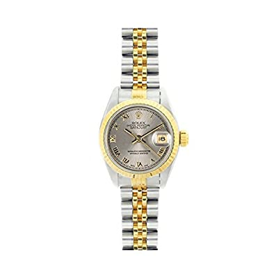 Rolex Datejust swiss-automatic womens Watch 69173 (Certified Pre-owned) from Rolex