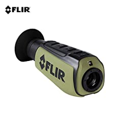 Scout II is a compact thermal night vision camera built for the great outdoors. Scout II detects the body heat of animals and people in any terrain, day or night. Track game, recover downed animals, watch for predators, and stay aware of your...