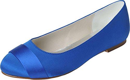 Bleu 36 Compensées 5 Sandales EU Femme Nice Find Bleu wfHnzxqXCA