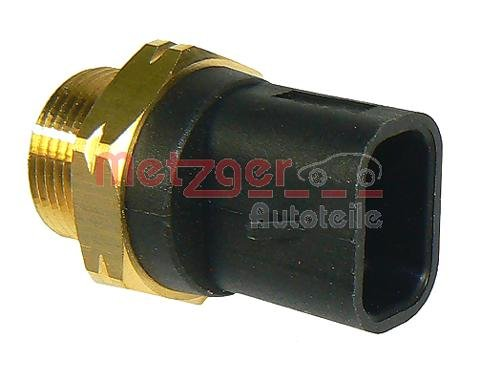Metzger 0915227 Temperature Switch, radiator fan: