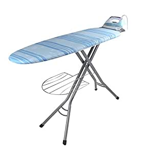 Orbegozo TP 3000 - Mesa de planchar, 122 x 38 cm, rejilla de acero