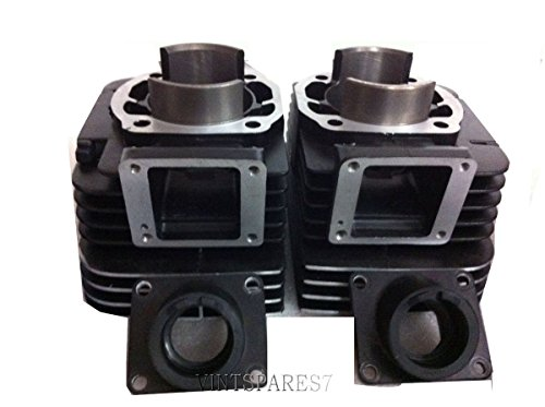 RS Vintage Parts EBY0088 Yamaha Rd350 Cylinder Block Piston Kit