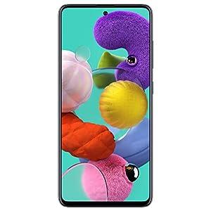 Samsung Galaxy A51 (Black, 8GB RAM, 128GB Storage) Without Offer