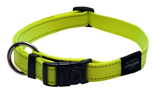 Reflective Collar Adjustable inches Yellow product image