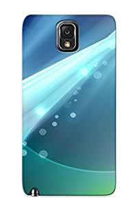 For SamSung Note 4 Case Cover (curves And Circles ) Gift For Christmas