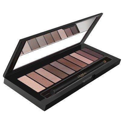 L'oréal® Paris Colour Riche La Palette - Curated Shades and Designer Applicator Eye Shadow (L'Oréal® Paris Colour Riche La Palette - Nude 2)