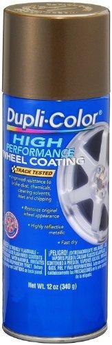 Dupli-Color HWP105 Bronze High Performance Wheel Paint - 12 oz. by Dupli-Color (1)