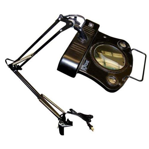 LUX-900-Magnifier, 3.5X Magnification, Swing-Arm, 3X Lenses, 120v/60Hz