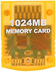 DaMohony for WII Gamecube Game Console 1024MB Large Capacity Memory Card Game Accessories