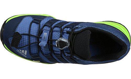 adidas Terrex, Zapatos de Low Rise Senderismo Unisex Niños Azul (Azretr / Maruni / Belazu 000)