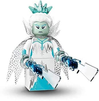 LEGO-MINIFIGURES SERIES 16 X 1 ICICLE  FOR THE  ICE QUEEN SERIES 16 PARTS