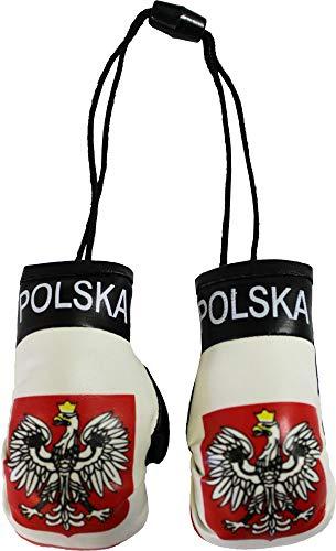 Poland - Mini Boxing Gloves (Polska)