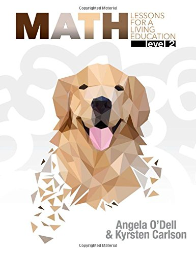 Math Lessons for a Living Education Level 2 (Math Lessons for a Living Eduction)