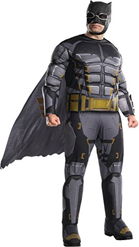 Rubie's Costume Men's Tactical Batman Adult Deluxe (Large Image)