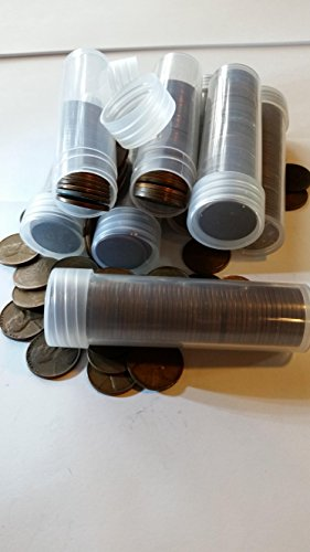 Abraham Lincoln 9 Pack of 450 Total Wheat Pennies-9 Rolls X 50 ()