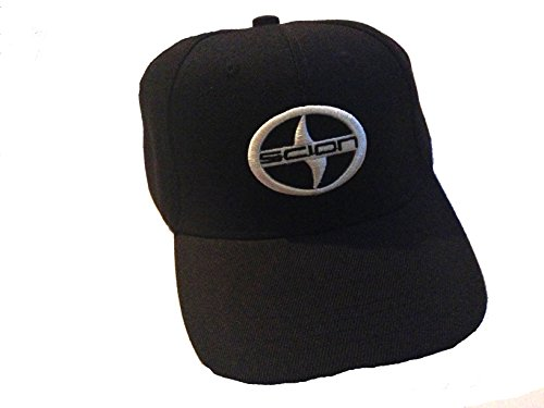 scion-baseball-cap-hat-black-new