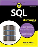 SQL For Dummies, 9th Edition Front Cover