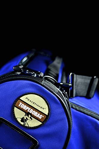 (Torpedo Bags PEACEMAKER Trumpet Case (Royal Blue) )