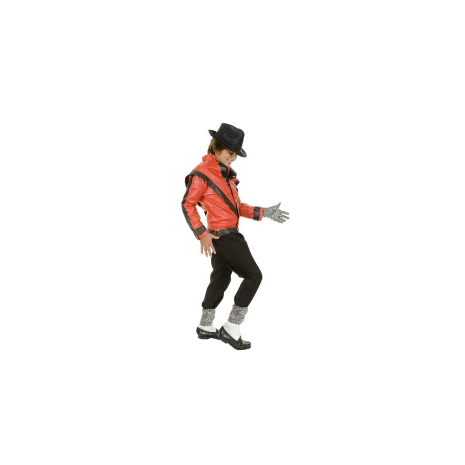 Charades Promo CH00633 L Childs Michael Jackson Thriller Jacket Size Large