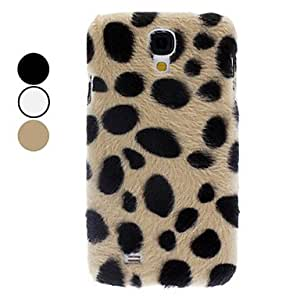 Leopard Spot Pattern Case for Samsung Galaxy S4 I9500 (Assorted Color) , Black
