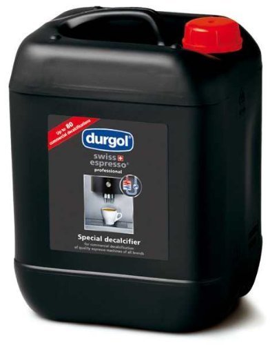 Durgol Swiss Espresso Cleaner, 2.64 Gallon by Durgol