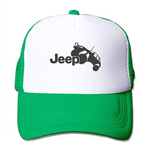 Sunshade Alabama (Jeep Unisex Mesh Hat Adult Baseball Caps Sunshade Hat Snapback Cap)
