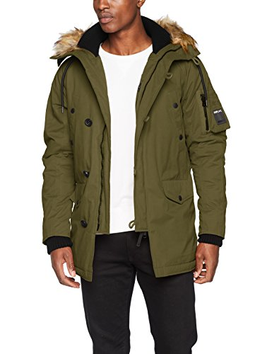 Verde Uomo army Giacca Green Replay 238 aq8vzxP