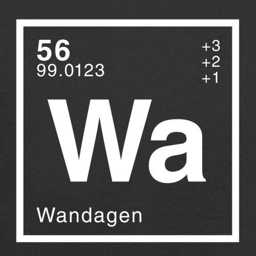 Dressdown Black Element Retro Bag Flight Wanda Periodic Red rgqZr6