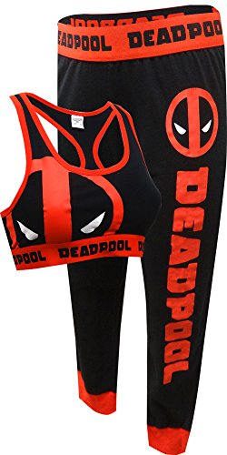 Marvel Comics Deadpool Legging women