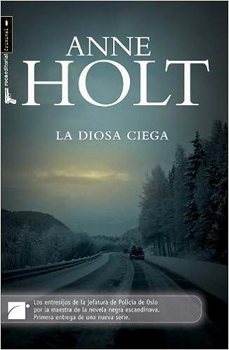 Book La Diosa Ciega (Roca Editorial Criminal)
