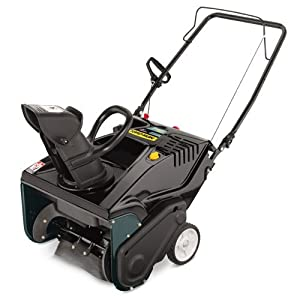 B005BMYBH0_Yard-Man 31AS2S1E701 21-Inch 179cc OHV 4-Cycle Gas Powered Single Stage Snow Thrower With Electric Start