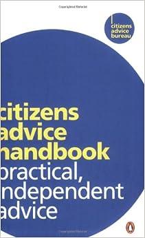 Book Citizens Advice Handbook