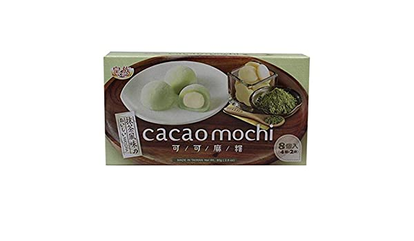 Royal Family Food Cacao Mochi Te Verde Matcha dulces japoneses ríen al dulce: Amazon.es: Juguetes y juegos
