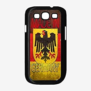 Made in Germany Plastic Phone Case Back Cover Samsung Galaxy S3 I9300