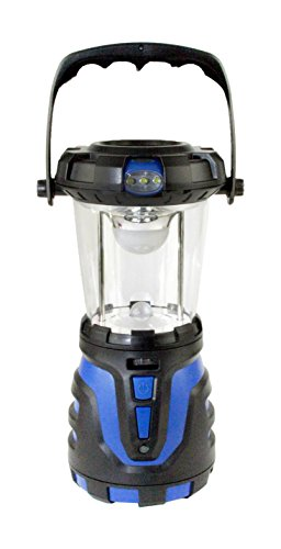 Dorcy App Controlled LED Lantern with Removable Headlight IOS and Android Compatible
