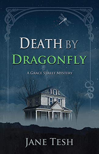 Death by Dragonfly (Grace Street Mysteries Book 6) by [Tesh, Jane]