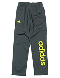 adidas Youth (8-20) Boys Linear Tricot Athletic Pants, Color Options