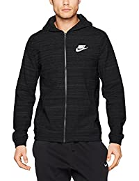 Sportswear Advance 15 Men's Full-Zip Hoodie
