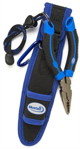 Mustad Splitring Sheath Pliers, 6-Inch