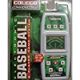 Coleco Hand Held Electronic Baseball Head 2 Head Game by Coleco