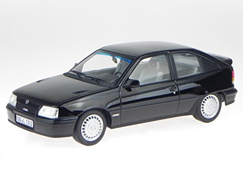 Opel Kadett E GSI 1987 schwarz Modellauto 183612 Norev for sale  Delivered anywhere in USA