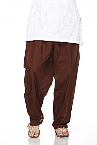 Cotton Plain Indian Salwar Pants in Several Colour - Kameez Yoga Dress ()