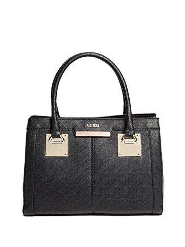 GUESS Factory Women's Dustin Embossed Satchel