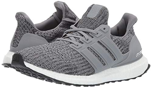 adidas Men's Ultraboost, Grey/Black, 4.5 M US by adidas (Image #6)