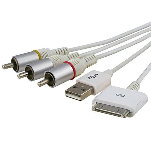 Ipod Av Cable - 6